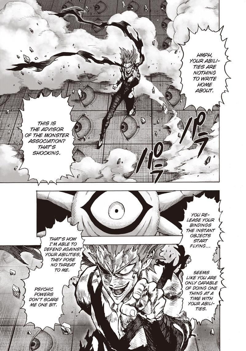 One Punch Man Chapter 92 Read Online Image 17