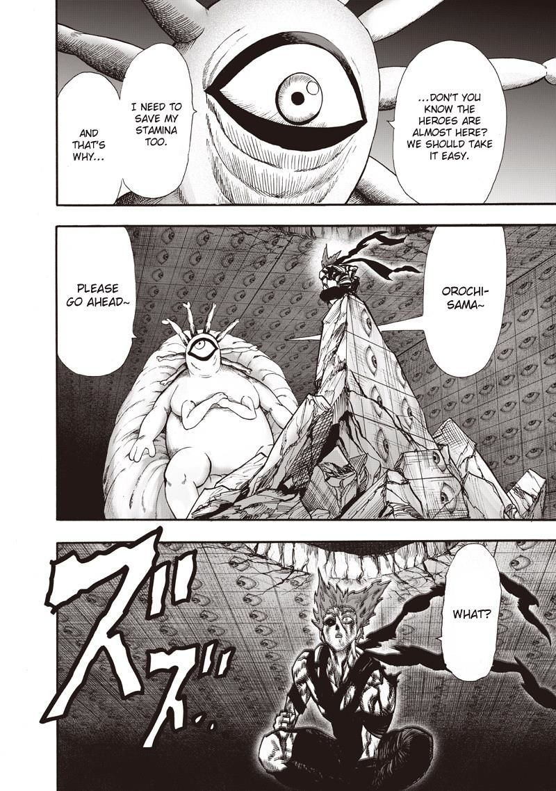 One Punch Man Chapter 92 Read Online Image 20