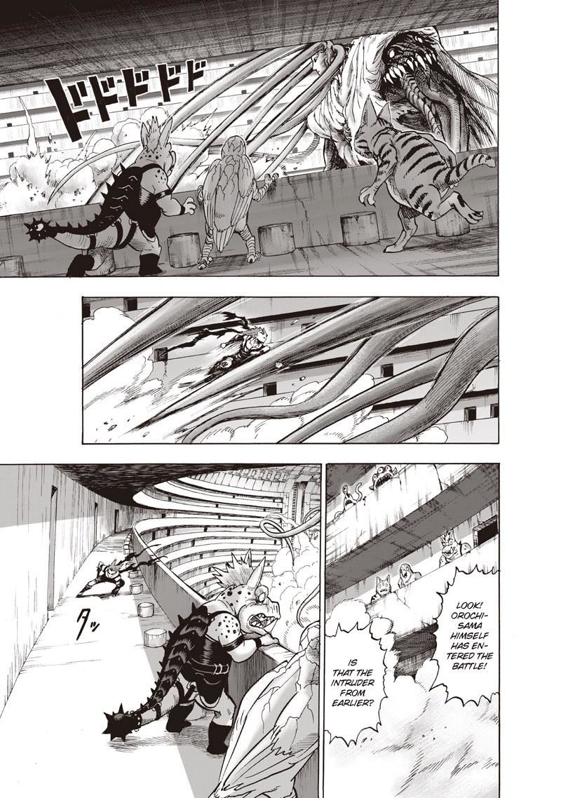 One Punch Man Chapter 92 Read Online Image 34