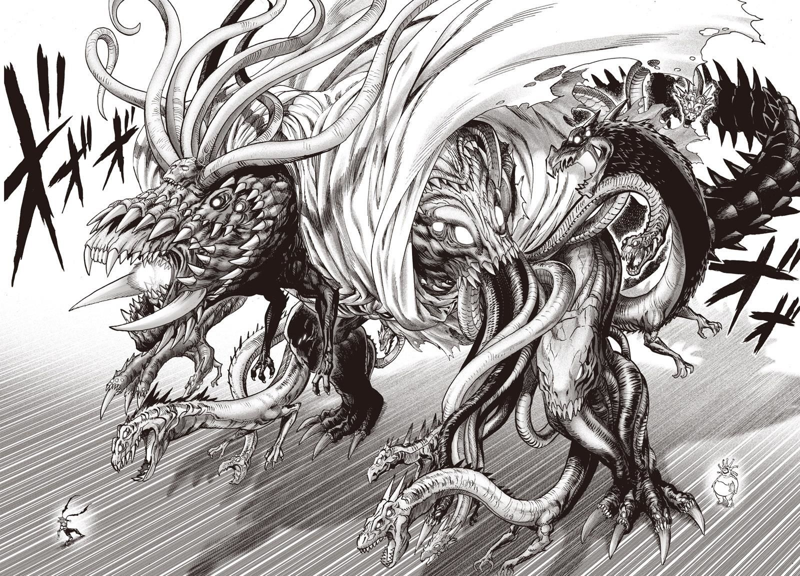 One Punch Man Chapter 92 Read Online Image 43