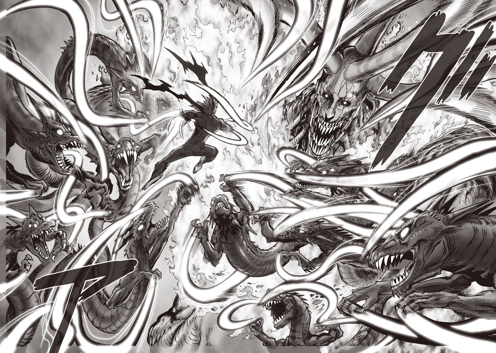 One Punch Man Chapter 92 Read Online Image 64