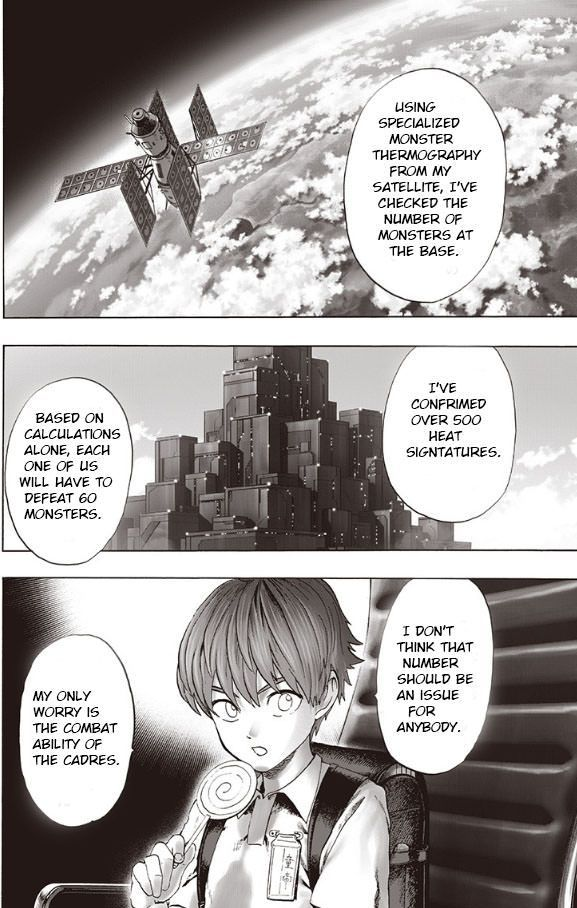One Punch Man Chapter 93 Read Online Image 2