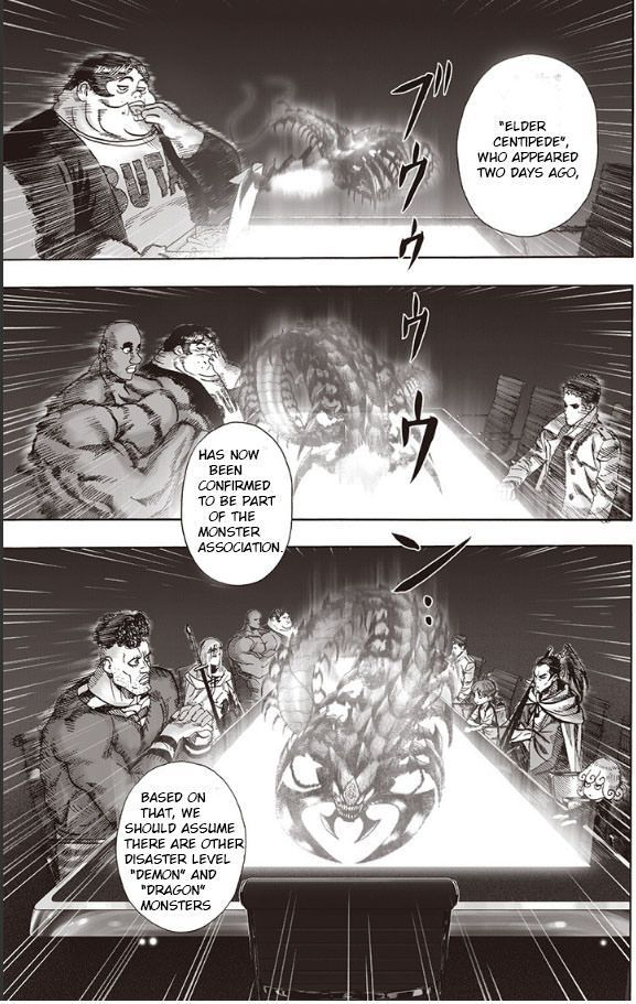 One Punch Man Chapter 93 Read Online Image 3