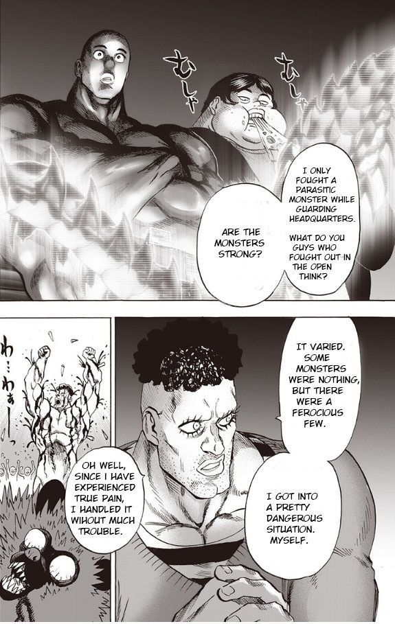 One Punch Man Chapter 93 Read Online Image 4