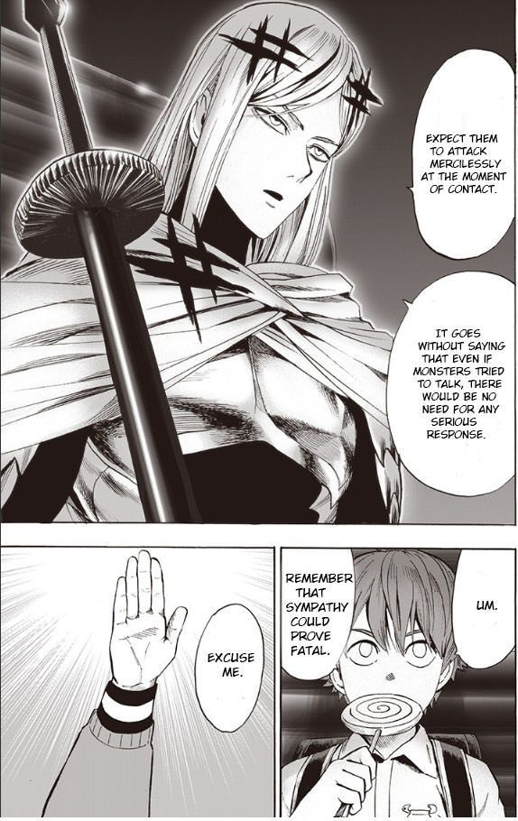 One Punch Man Chapter 93 Read Online Image 7