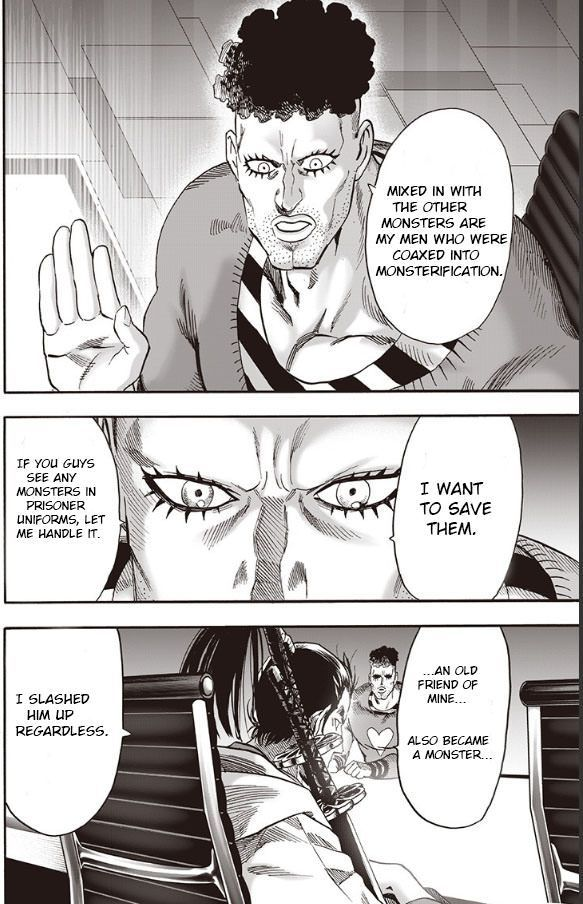 One Punch Man Chapter 93 Read Online Image 8