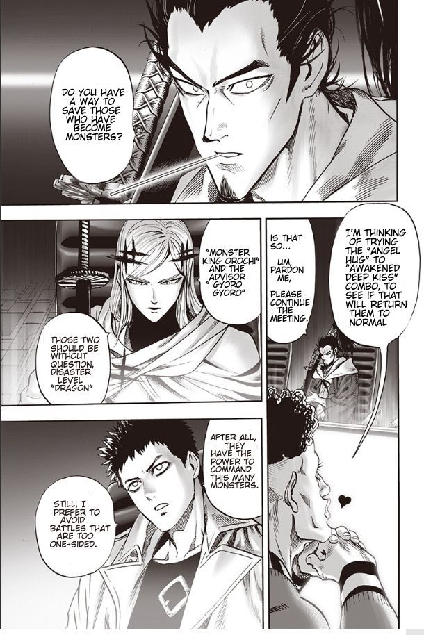One Punch Man Chapter 93 Read Online Image 9