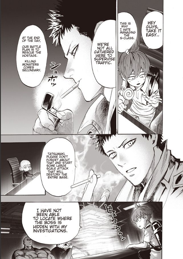 One Punch Man Chapter 93 Read Online Image 11