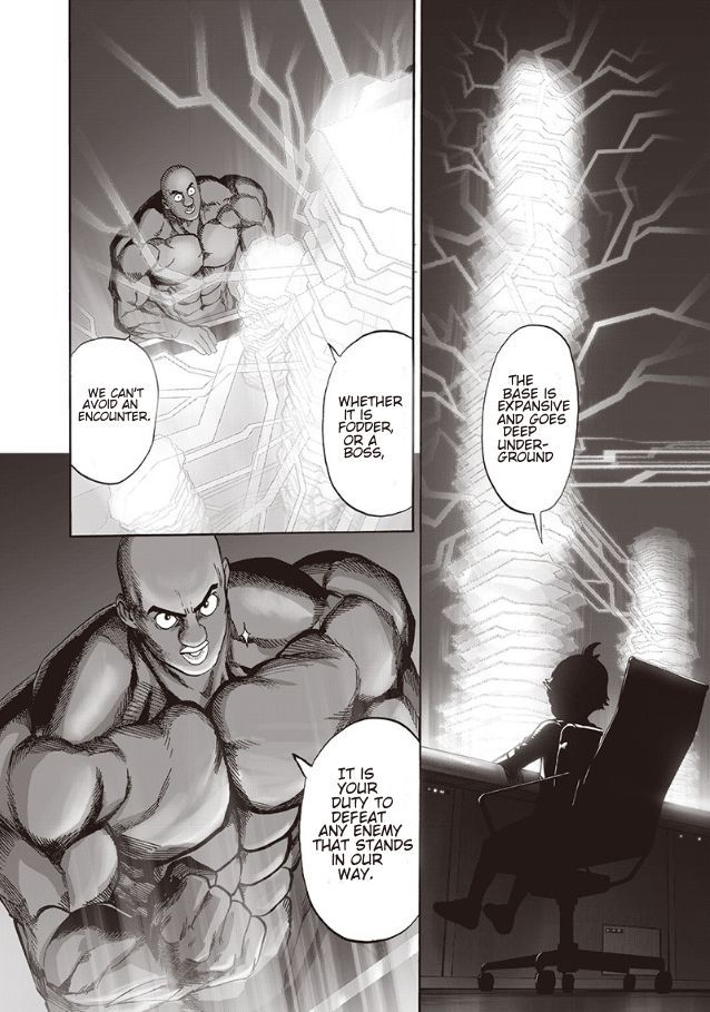One Punch Man Chapter 93 Read Online Image 12