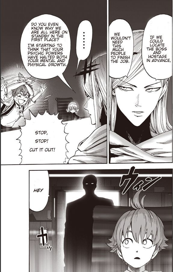 One Punch Man Chapter 93 Read Online Image 13
