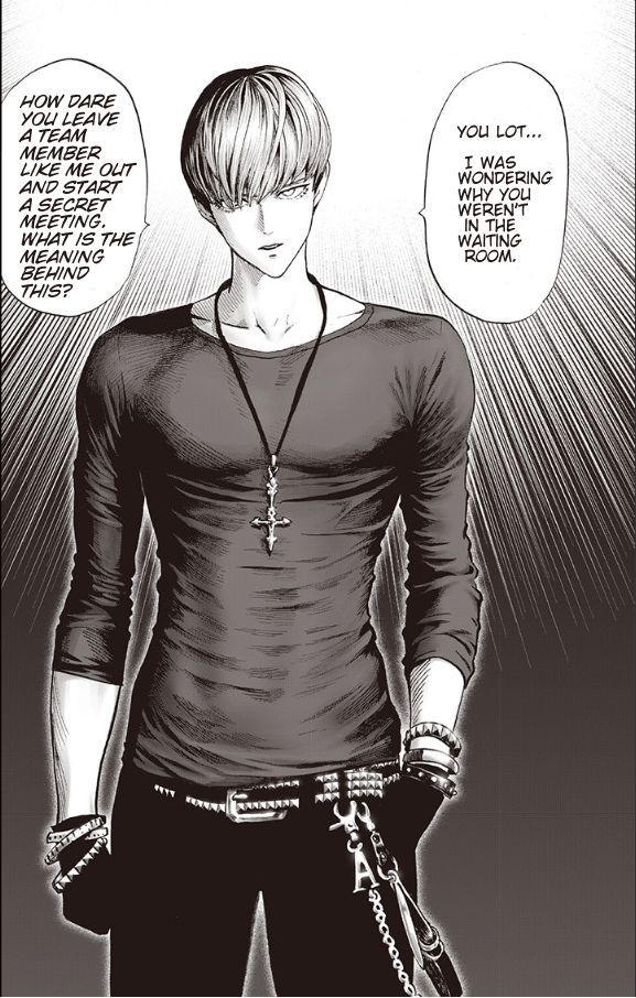 One Punch Man Chapter 93 Read Online Image 14