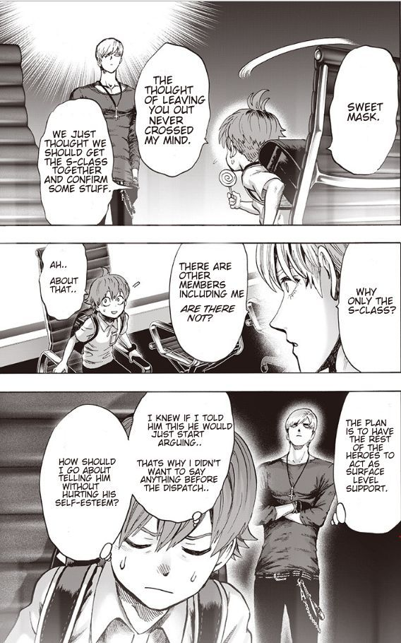 One Punch Man Chapter 93 Read Online Image 15