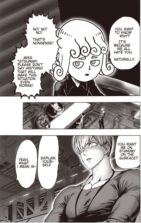 One Punch Man Chapter 93 Read Online Image 16