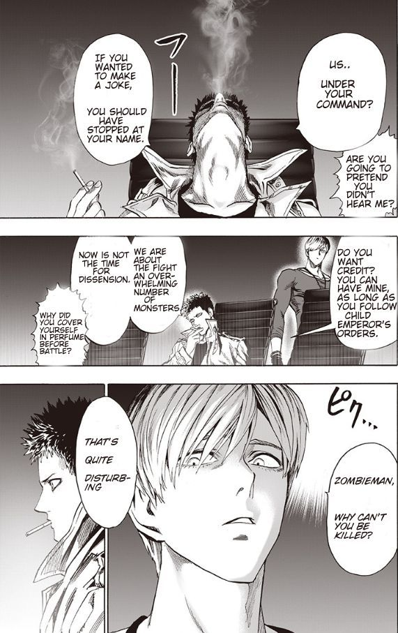One Punch Man Chapter 93 Read Online Image 19