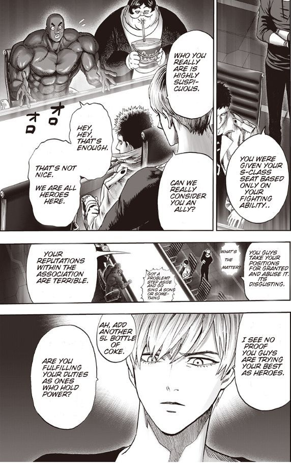 One Punch Man Chapter 93 Read Online Image 21