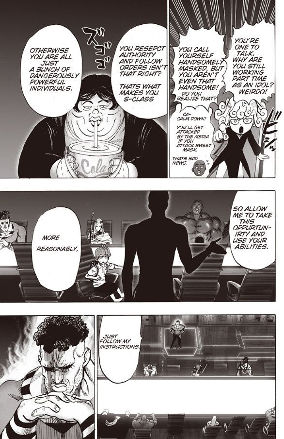 One Punch Man Chapter 93 Read Online Image 22