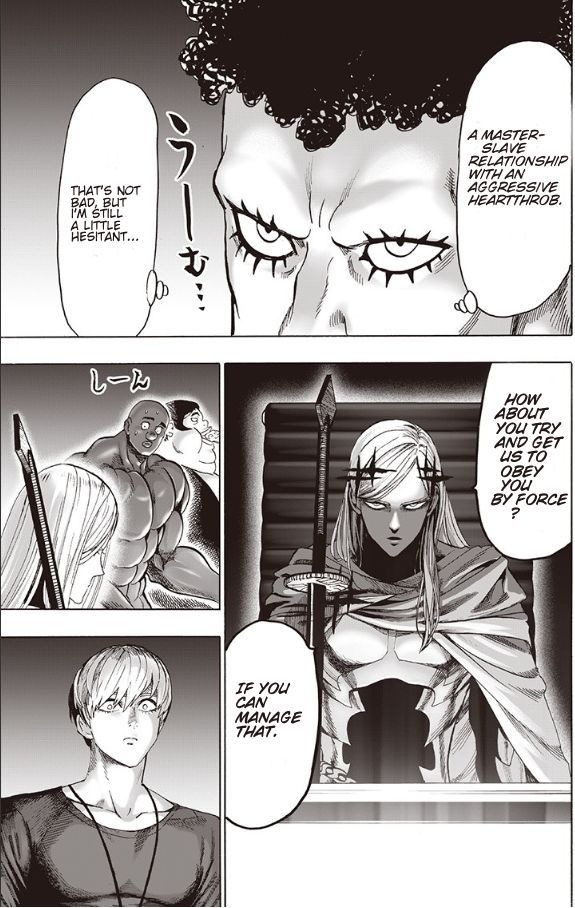 One Punch Man Chapter 93 Read Online Image 23