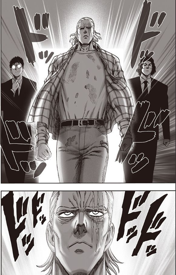 One Punch Man Chapter 93 Read Online Image 26