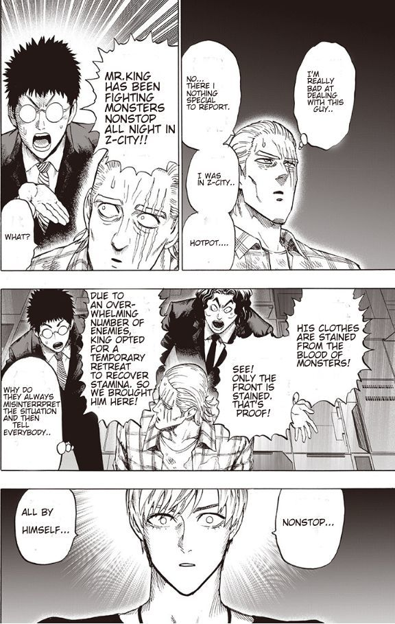 One Punch Man Chapter 93 Read Online Image 28