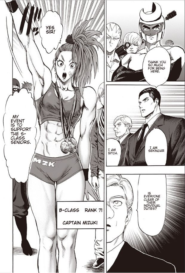 One Punch Man Chapter 93 Read Online Image 36