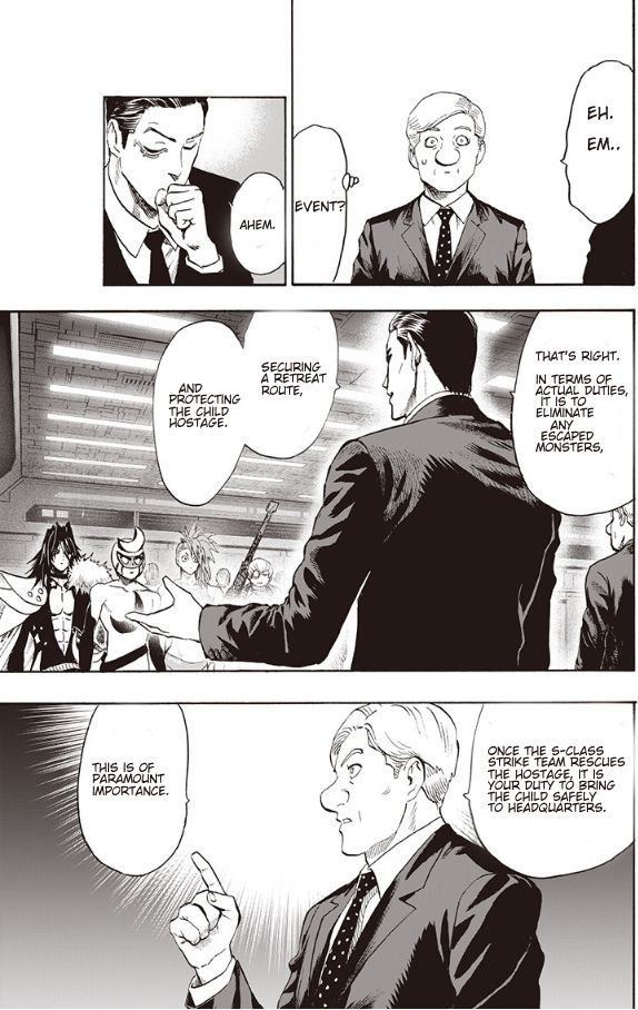 One Punch Man Chapter 93 Read Online Image 37