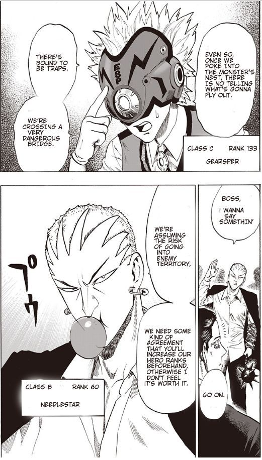One Punch Man Chapter 93 Read Online Image 39