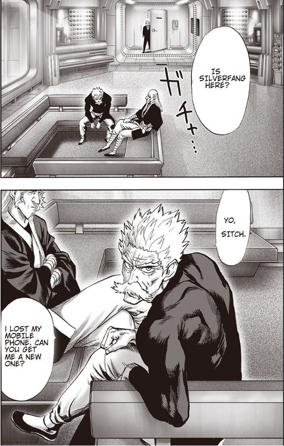 One Punch Man Chapter 93 Read Online Image 42
