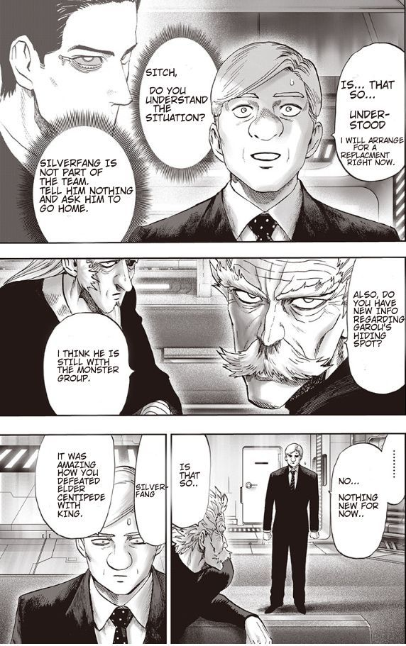 One Punch Man Chapter 93 Read Online Image 43