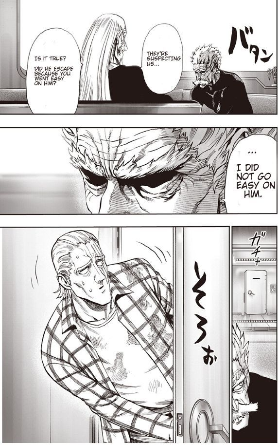 One Punch Man Chapter 93 Read Online Image 45