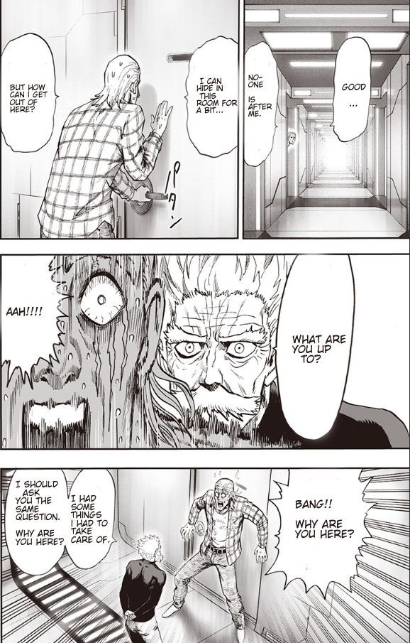 One Punch Man Chapter 93 Read Online Image 46