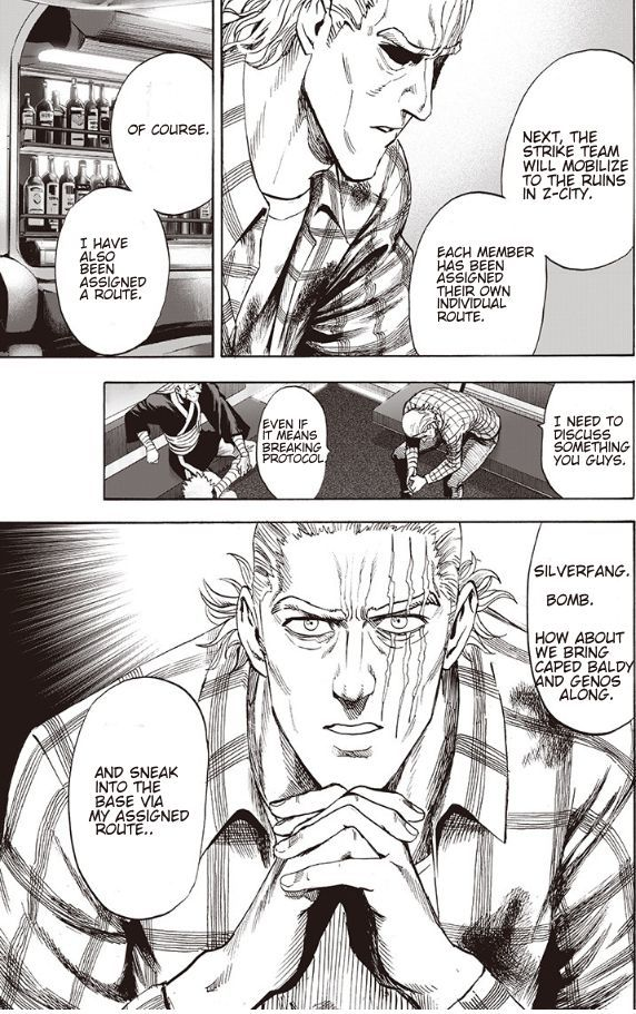 One Punch Man Chapter 93 Read Online Image 49