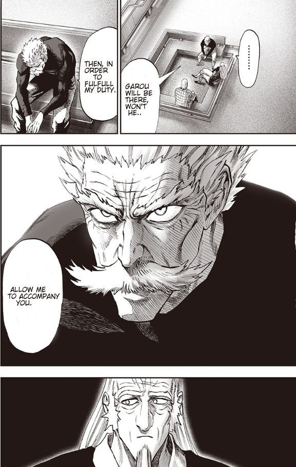 One Punch Man Chapter 93 Read Online Image 50