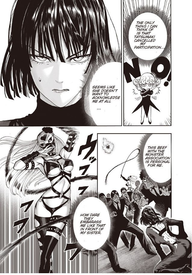One Punch Man Chapter 93 Read Online Image 54