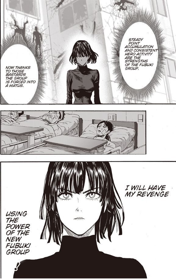 One Punch Man Chapter 93 Read Online Image 55
