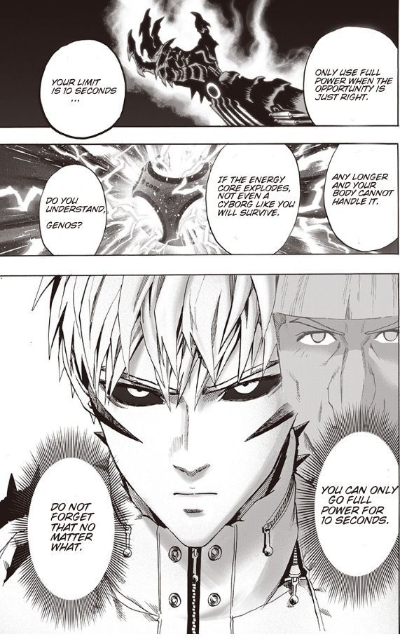 One Punch Man Chapter 93 Read Online Image 58