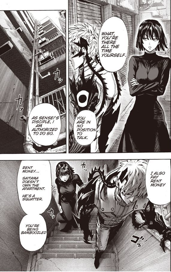 One Punch Man Chapter 93 Read Online Image 60