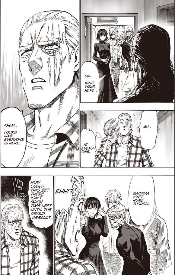 One Punch Man Chapter 93 Read Online Image 65