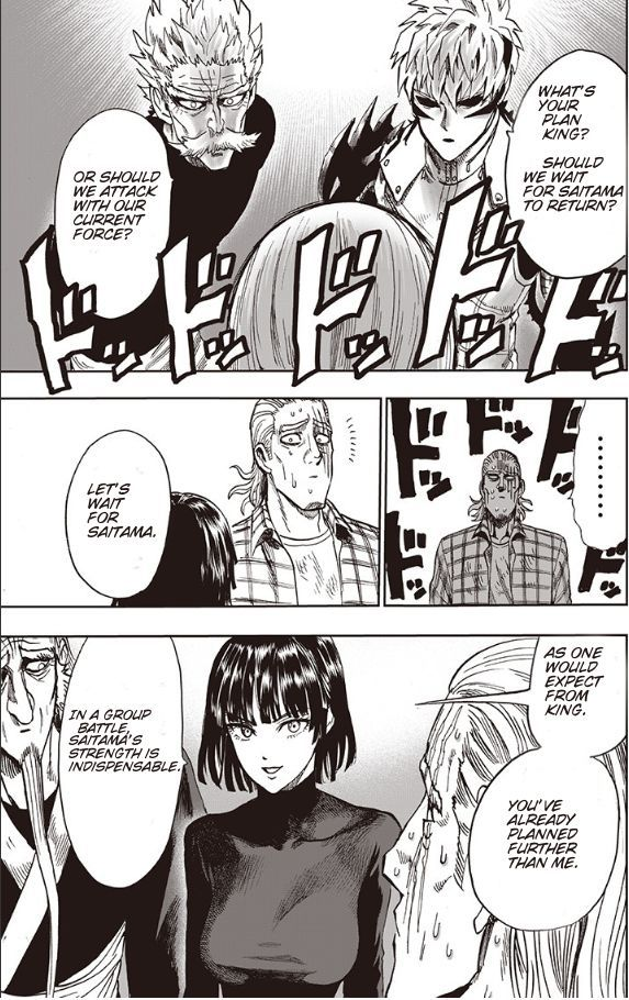 One Punch Man Chapter 93 Read Online Image 66