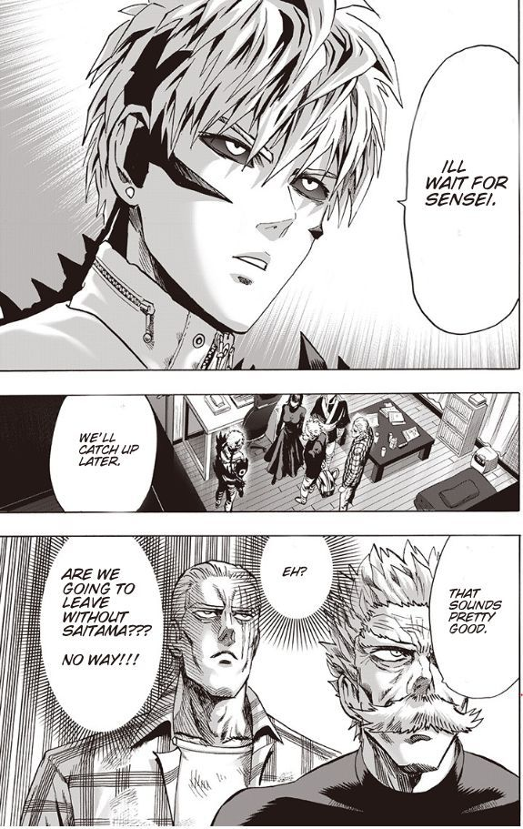 One Punch Man Chapter 93 Read Online Image 68