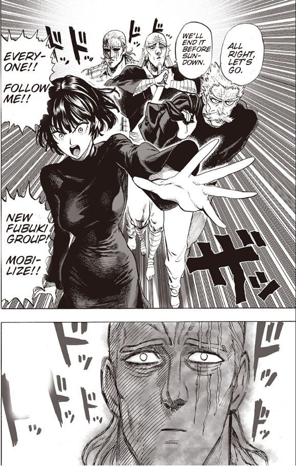 One Punch Man Chapter 93 Read Online Image 69