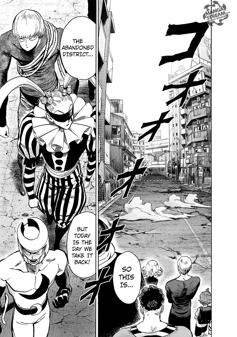 One Punch Man Chapter 94 Read Online Image 3