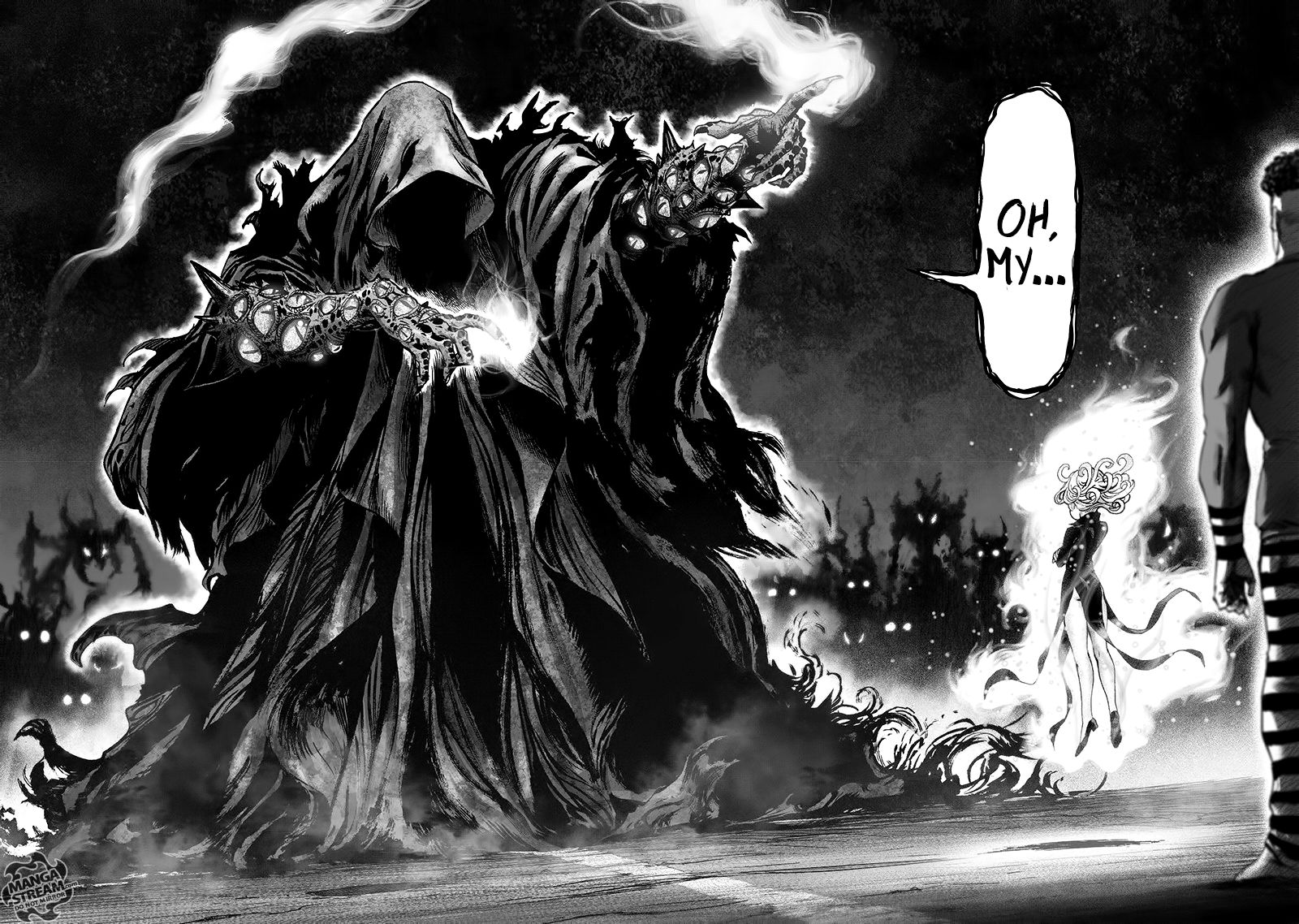 One Punch Man Chapter 94 Read Online Image 14