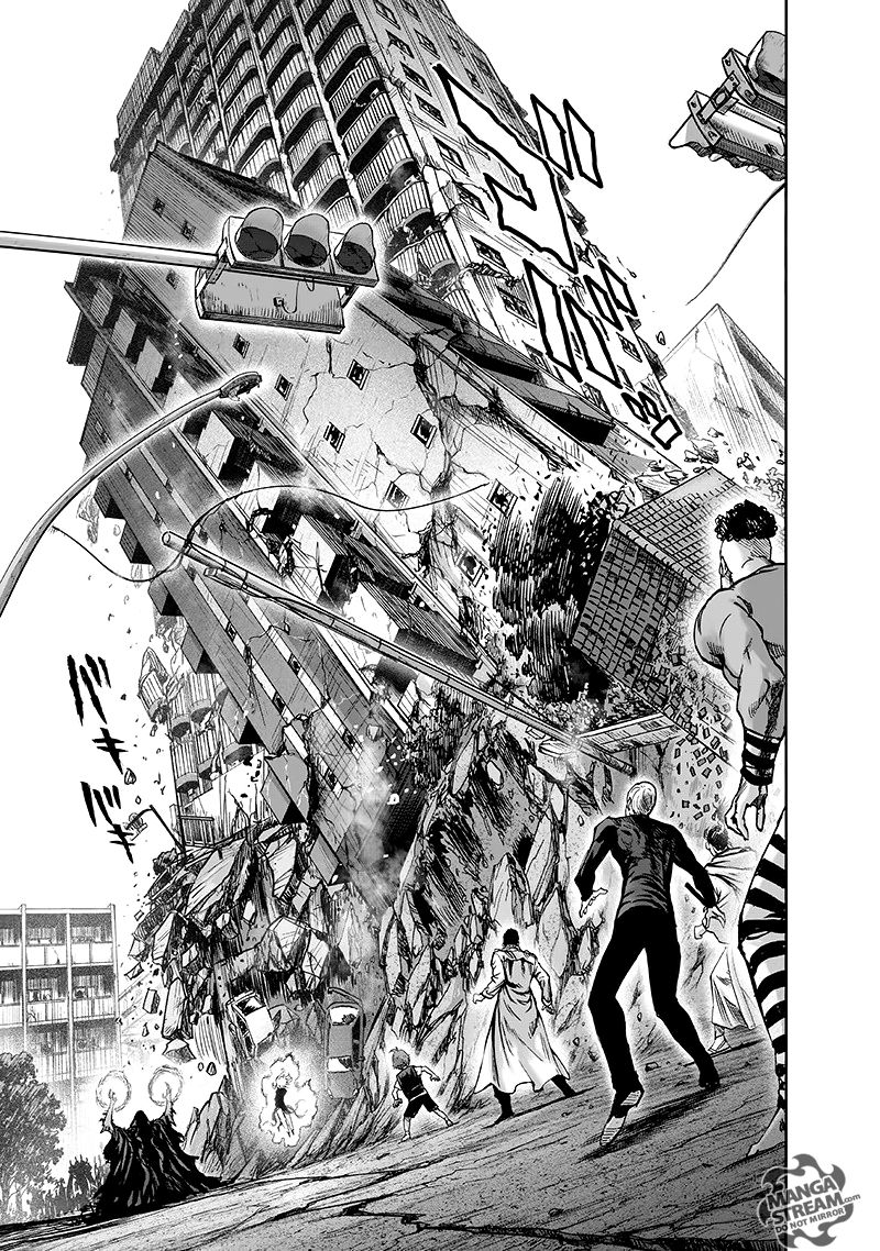 One Punch Man Chapter 94 Read Online Image 18