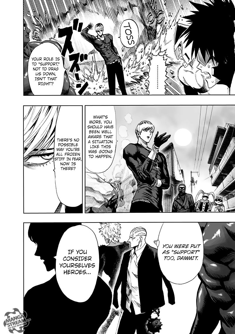 One Punch Man Chapter 94 Read Online Image 30