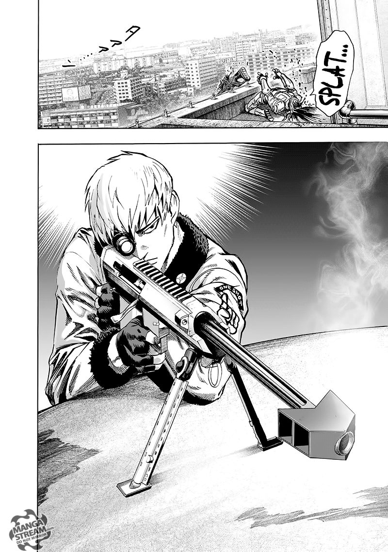 One Punch Man Chapter 94 Read Online Image 42