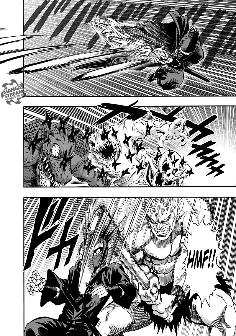 One Punch Man Chapter 94 Read Online Image 58