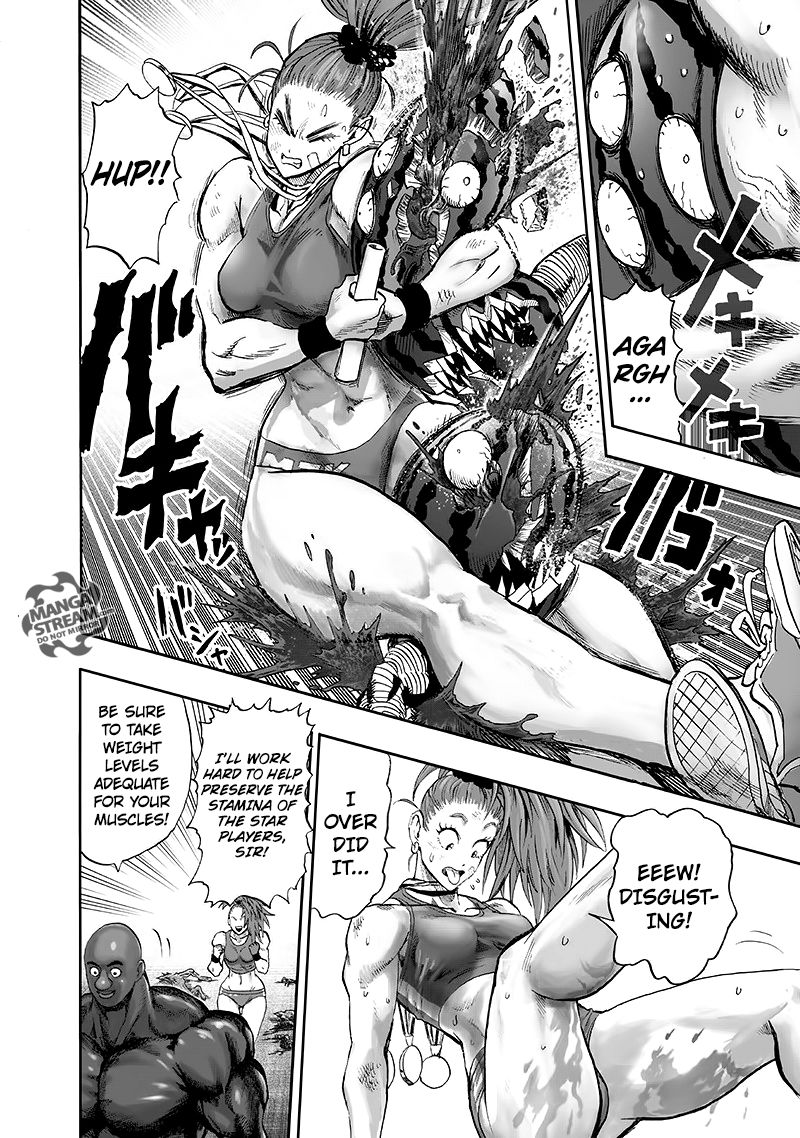 One Punch Man Chapter 94 Read Online Image 80