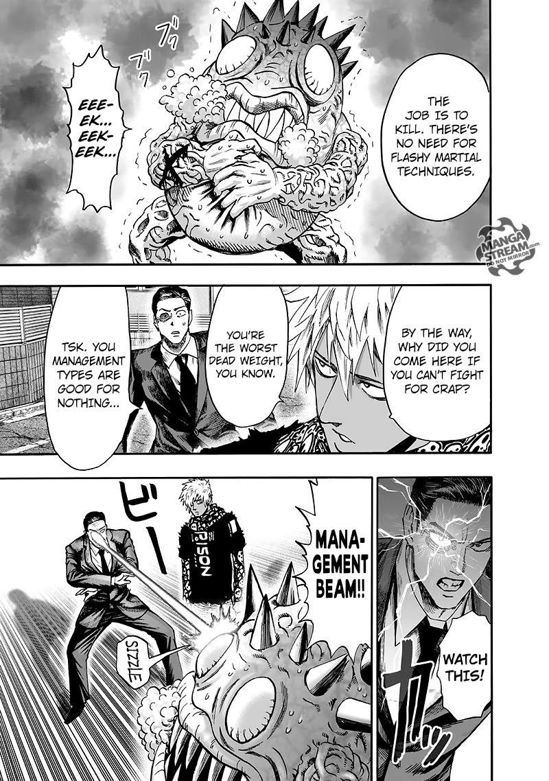 One Punch Man Chapter 94 Read Online Image 87