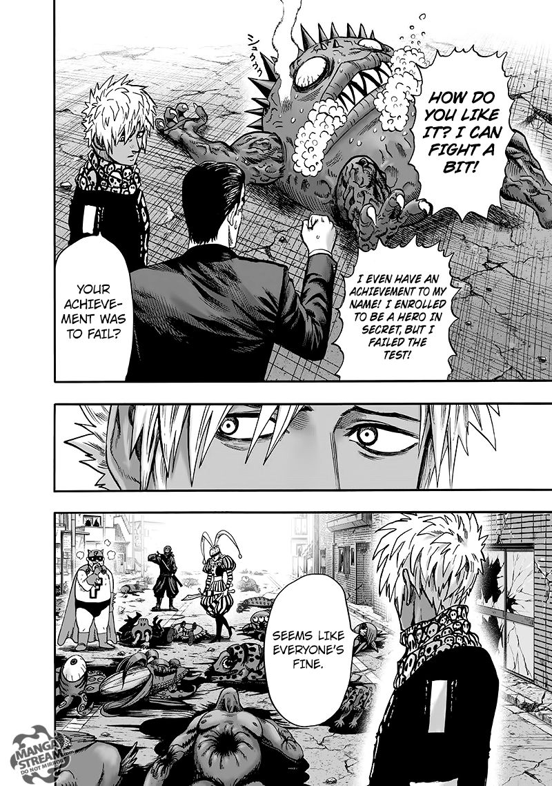 One Punch Man Chapter 94 Read Online Image 88