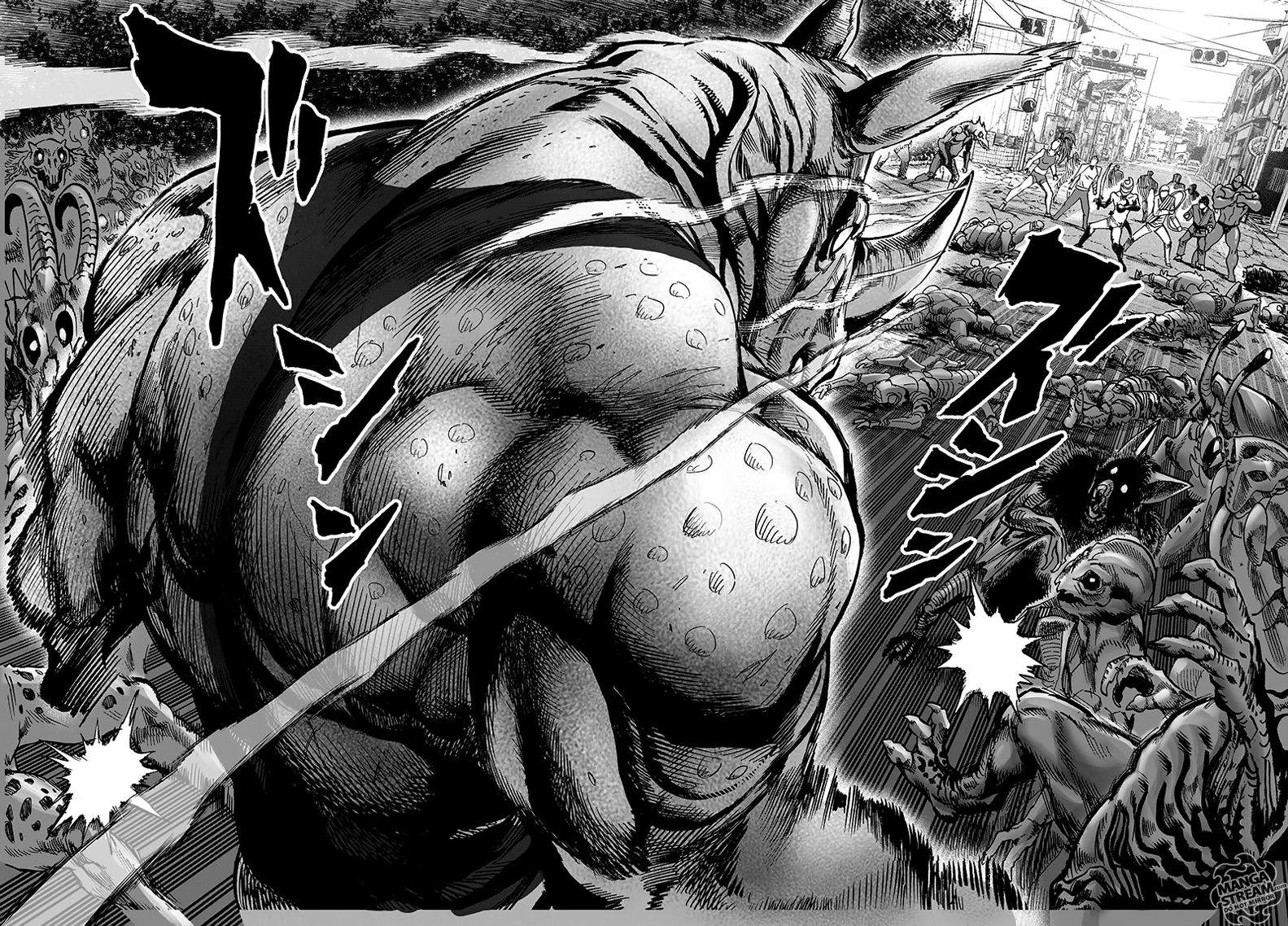 One Punch Man Chapter 94 Read Online Image 92